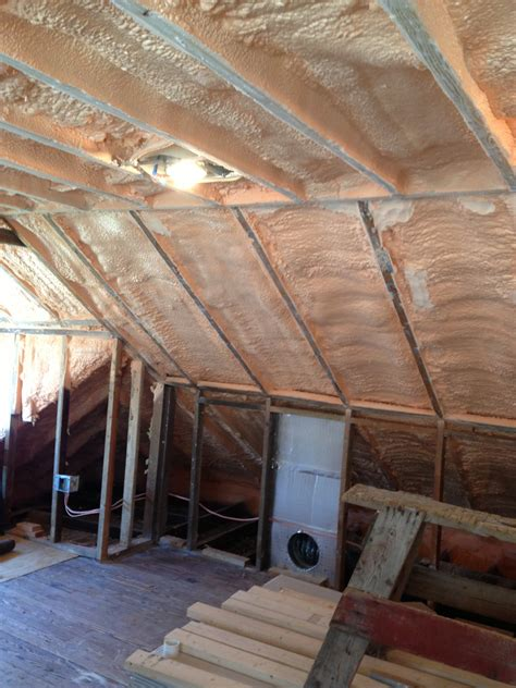 Ceiling Attic by Insulating Finished Attic Ceiling Attic Ideas