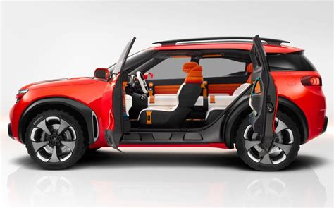 Citroen Car : Citroen Shows Off Aircross Concept Car