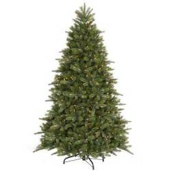 vickerman 19335 7 x 55 quot hawthorne mixed pine 700 clear lights christmas tree c105671