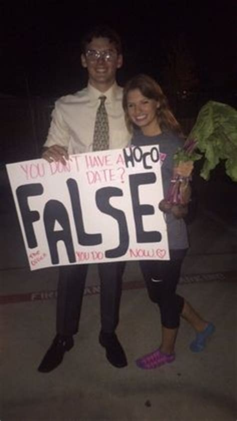 office promposal   theoffice homecoming