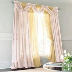 Jcpenney Lisette Sheer Curtains by 1000 Images About Curtains On Pinterest Window Panels