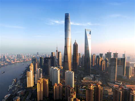 Twisting Shanghai Tower Declared The World Best