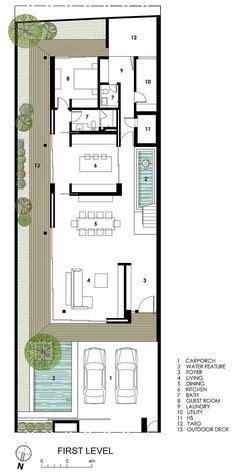 Grundriss Haus Schmales Grundstück by Die 13 Besten Bilder Haus Schmales Grundst 252 Ck In 2019
