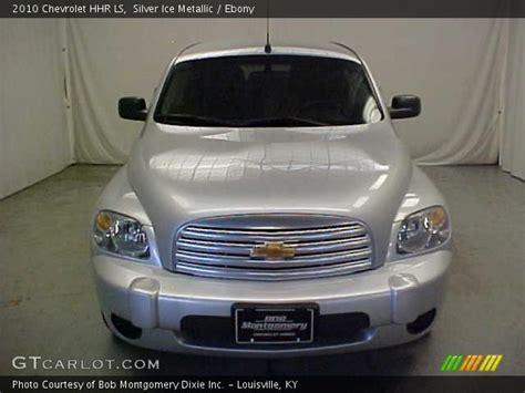 2010 Chevrolet Hhr Ls by Silver Metallic 2010 Chevrolet Hhr Ls
