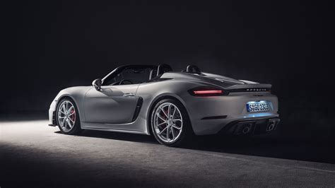 718 Hd Picture by New Porsche 718 Spyder Now A Gt4 Without The Roof Car