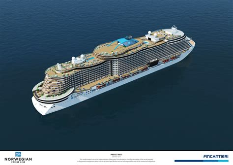 Norwegian Cruise Line Releases Renderings Of Project Leonardo | Scott Sanfilippo