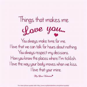 Love Quotes For Him. QuotesGram