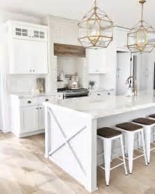 best pendant lights for kitchen island 53 best white kitchen designs decoholic