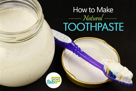 toothpaste natural  toxic  fluoride