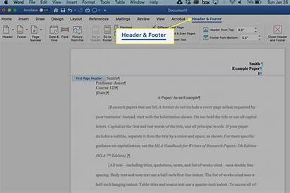 Header Footer Different Word Remove Leaving Select