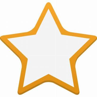 Icon Empty Bintang Icons Symbol Kosong 星星