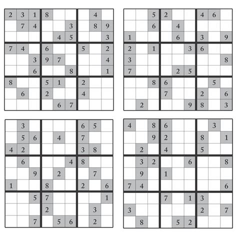 It can be filled with letters of hexadecimal characters. 4 Best 16 Sudoku Printable - printablee.com