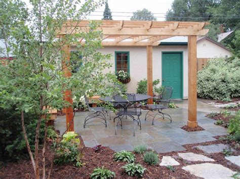 pergolas and patio covers