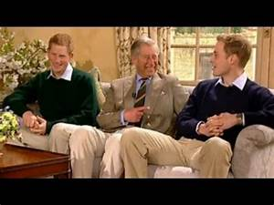 Prince William, Prince Harry & The Prince of Wales ...