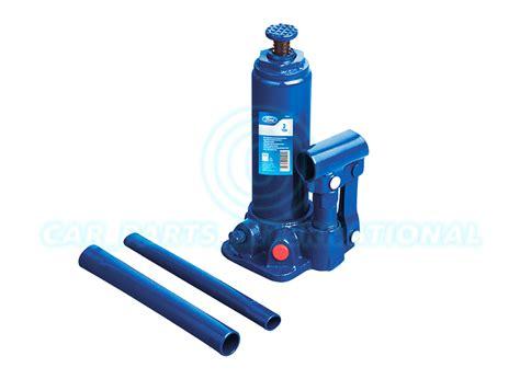Ford Tools 2 Ton Hydraulic Bottle Jack