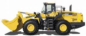 Komatsu Wa500 Wheel Loader Workshop Repair  U0026 Service Manual