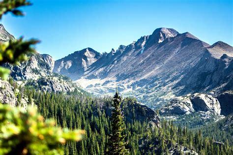 imagen gratis montana paisaje cordillera cielo viaje