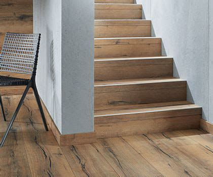 Wooden stair trims with HARO Stairs