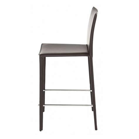 chaise de plan de travail lot de 4 chaises plan de travail chocolat kosyform
