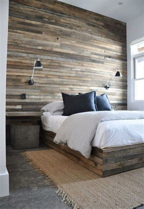 Bedroom Decorating Ideas For Wood by 70 Ideas For Wall Design Exles Of How To Enhance The