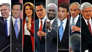 GOP candidates tackle foreign policy, national security in ...