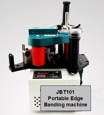 portable edge banding machine portable edge bander wood working machine banding width  mm
