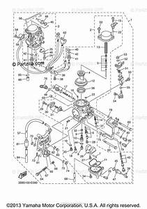 Yamaha Motorcycle 2006 Oem Parts Diagram For Carburetor