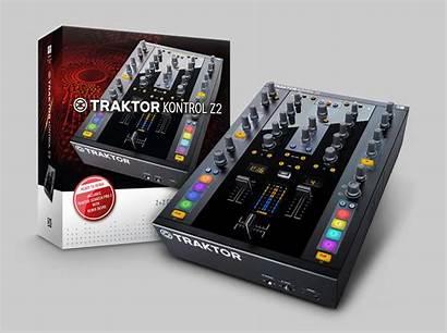 Z2 Traktor Kontrol Mixer Ni Instruments Native
