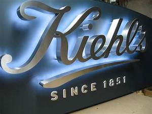 stainless steel reverse channel letters we product With stainless steel channel letters