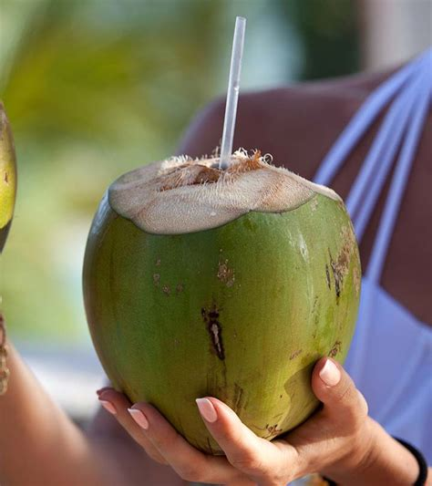 coconut water good  weight loss