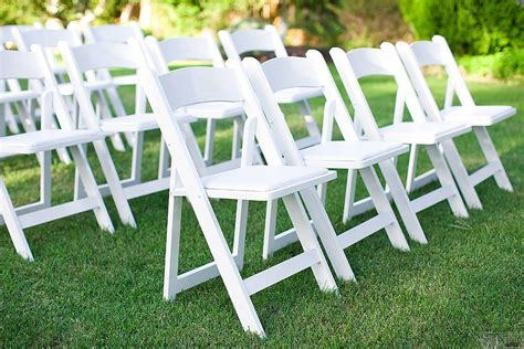 Heavy Duty Folding Lawn Chair by Canberra Spits Amp Party Hire Wedding Chairs Hire White
