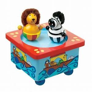 Arche En Bois Bebe : jouets des bois bo te musique en bois arche de no orange tree toys jouets des bois ~ Teatrodelosmanantiales.com Idées de Décoration