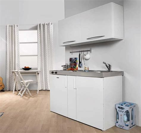 mini cuisine kitchenline gain de place