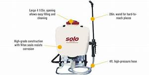 Solo Backpack Sprayer  U2014 4