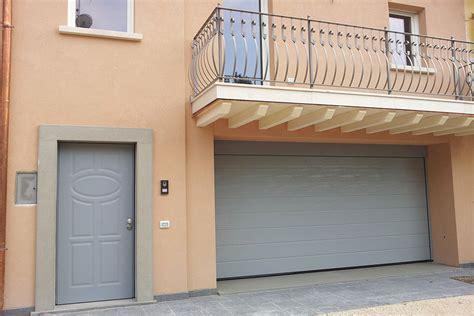 porte sezionali brescia porte sezionali albodoor vendita e installazione a