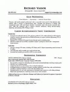 Pharmaceutical Sales Resume