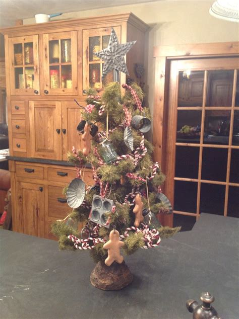 kitchen christmas tree christmas pinterest
