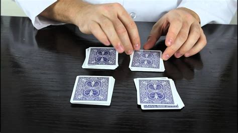 A skilled magician with cheap cards will outperform a mediocre magician with expensive cards every time. 5 Cool Easy Card Tricks for Beginner! - YouTube