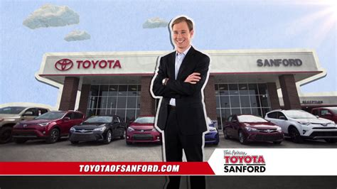 Sanford Toyota by Fred Toyota Of Sanford 1 For Everyone Tacoma