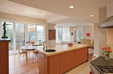 Open Light Filled Washington Home by Checa Aia Leed Ap Top Designer In