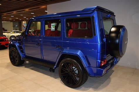Brabus G700 For Sale On Luxify