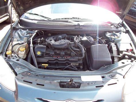 2002 Chrysler Sebring Oil Sludge Resulting In Engine ...