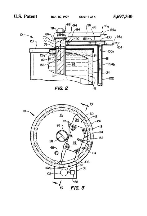 Patent Power Vented Direct Vent Water Heater