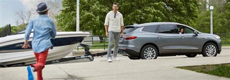 Xt5 Towing Capacity by Towing Capacity For 2019 Buick Suvs