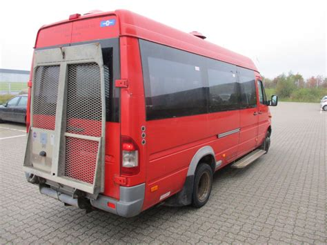 mercedes sprinter 904cdi aut 17 personer 17 seats for sale retrade offers used machines