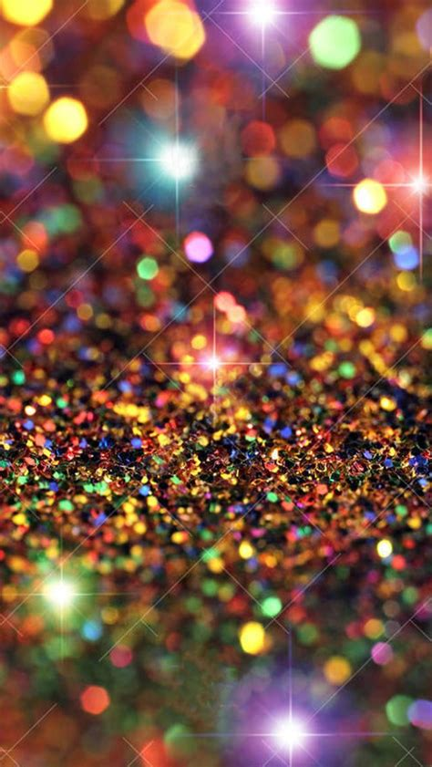 glitter sparkle and iphone wallpapers on pinterest