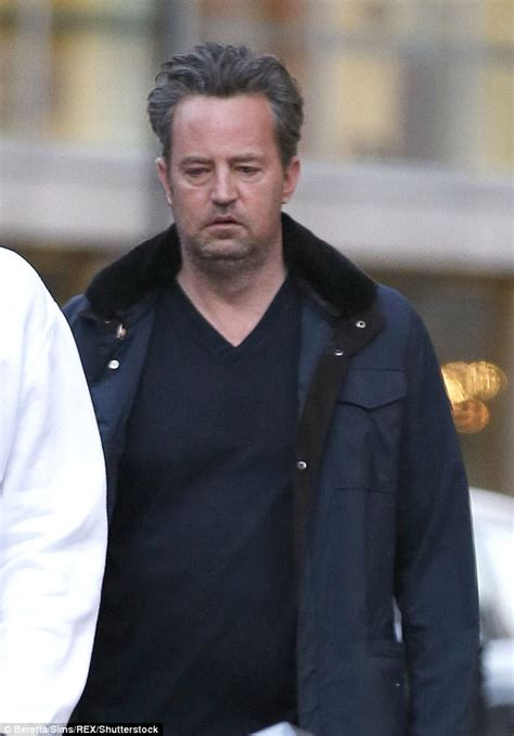 matthew perry  tired  work   personal