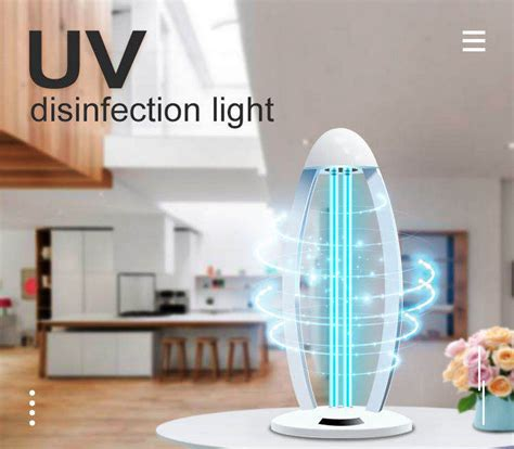 Uv Ultraviolet Germicidal Antibacterial Sterilizer Lamp