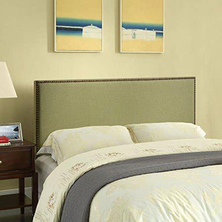 walmart size headboard modern contemporary size nailhead upholstered