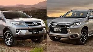 Toyota Fortuner Vs Mitsubishi Pajero Sport Review